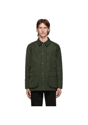 Barbour Green Bedale Tech Casual Jacket