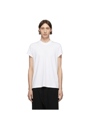 Rick Owens Drkshdw White Small Level T-Shirt