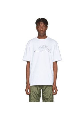 Clot White Air Astrial T-Shirt