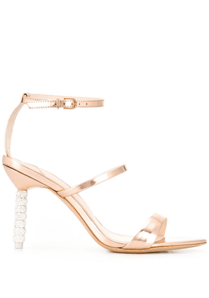Sophia Webster Rosalind Crystal sandals - GOLD