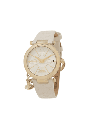 Vivienne Westwood Orb Pop watch - White