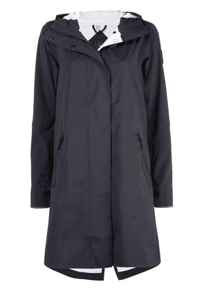 Canada Goose fitted parka jacket - Black