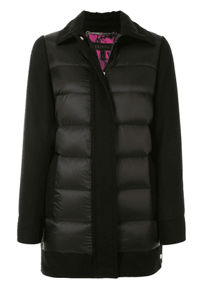 Escada long sleeve puffer jacket - Black