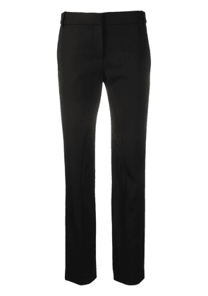 Paco Rabanne slim-fit tailored trousers - Black