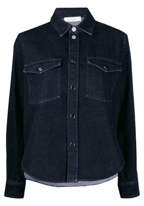 Roseanna denim shirt jacket - Blue