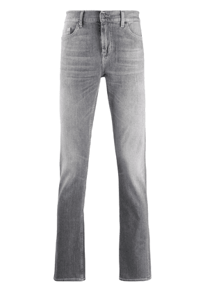 7 For All Mankind Ronnie slim-fit jeans - Grey
