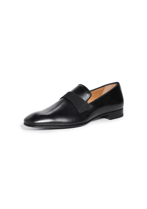 Paul Stuart Heron Loafers