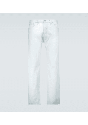 Super bleached '80s jeans