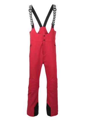 Perfect Moment Racing ski pants - Red