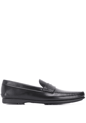 Church's Karl leather loafers - Black
