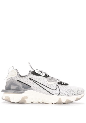 Nike React knitted style sneakers - Grey