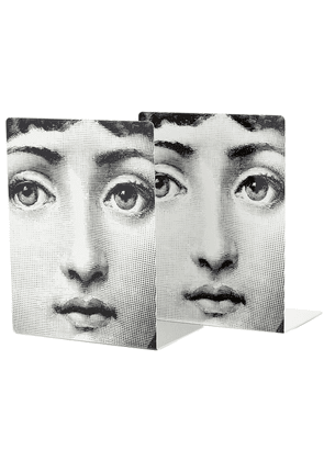 Fornasetti Donna bookends - Grey