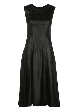 Sies Marjan satin dress - Black