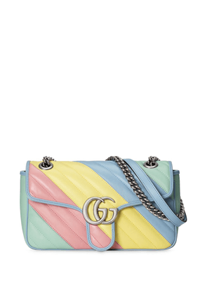 Gucci small GG Marmont shoulder bag - Yellow