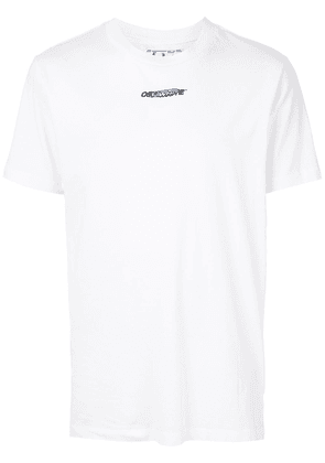 Off-White Workers motif T-shirt