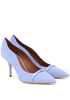 Maybelle 70 suede pumps