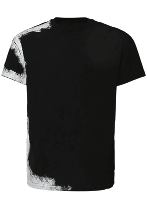Hand Painted Cotton T-shirt
