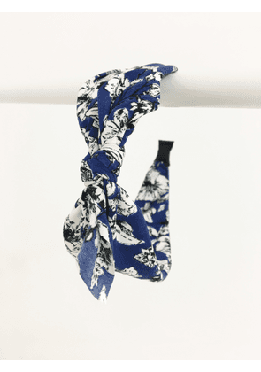 405 Story Tie Knot Fabric Headband
