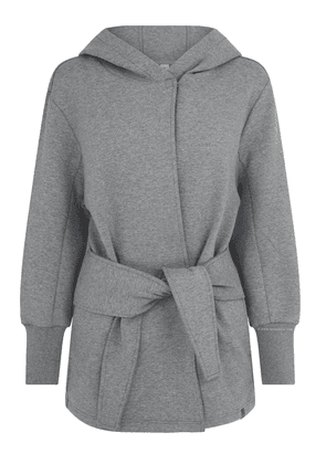 Lead Marl Cove Wrap Jacket