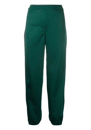 Neil Barrett side stripe track pants - Green