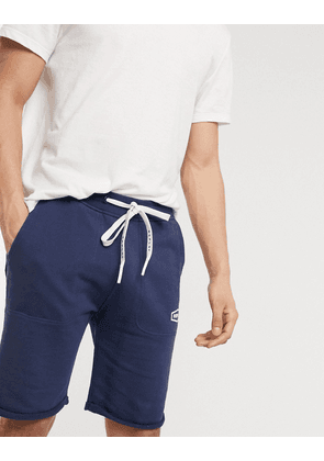 Replay jersey shorts-Blue