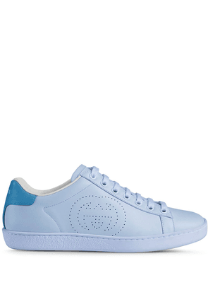 Gucci Ace low-top sneakers - Blue