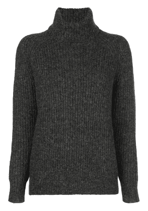 Nili Lotan Douglass turtleneck jumper - Grey