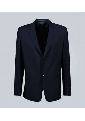 Exclusive to Mytheresa – mohair wool-blend blazer