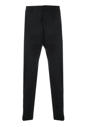 Dsquared2 mid-rise tailored tapered trousers - Black