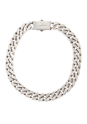 Cuban chain-link necklace