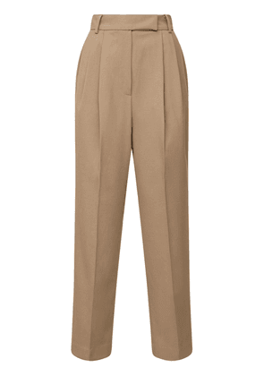 Bea Twill Straight Pants