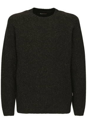 Netherton Wool Crewneck Sweater