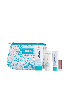 COOLA Mineral Essentials Reef-Safe Travel Kit in Beauty: NA.