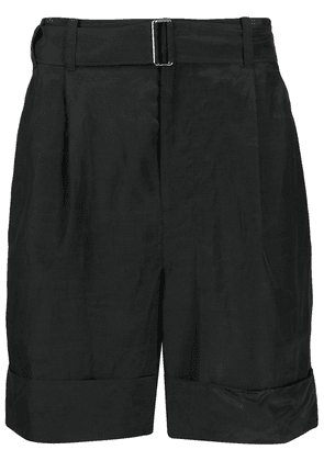 3.1 Phillip Lim belted cargo shorts - Black