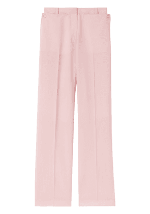 Burberry pocket detail tailored trousers - PINK