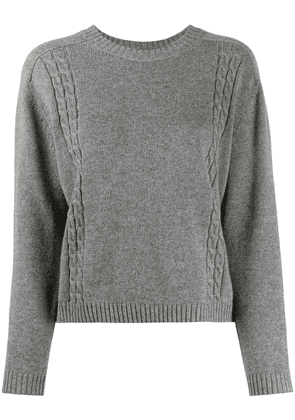 Gucci knitted jumper - Grey