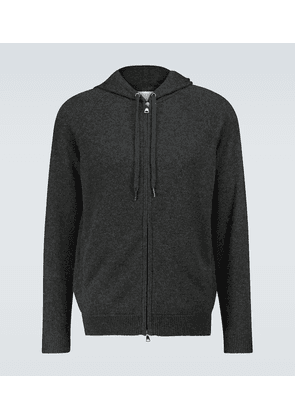 Finley cashmere hooded sweater