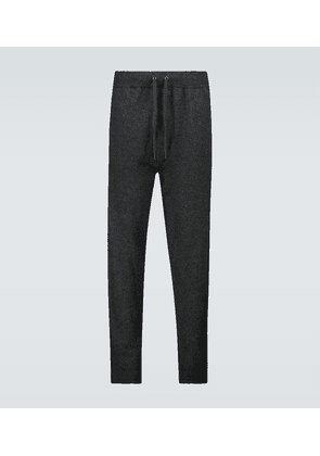Finley cashmere trackpants