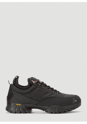 ROA Neal Lace Up Sneakers in Black size EU - 40