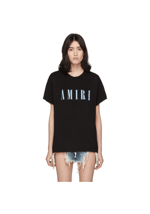 Amiri Black Logo Core T-Shirt