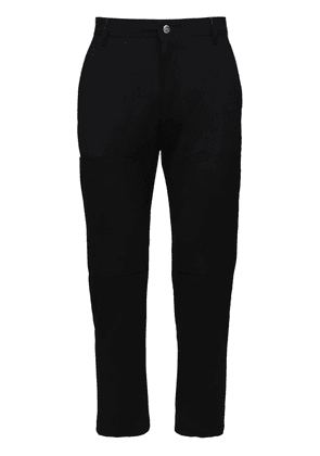 Tailored Cool Wool Blend Pants