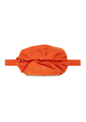 Bottega Veneta Orange The Body Pouch