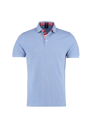 KOY Clothing - Light Blue 'Gusii' Men'S Polo Shirt