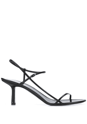 The Row Bare sandals - Black
