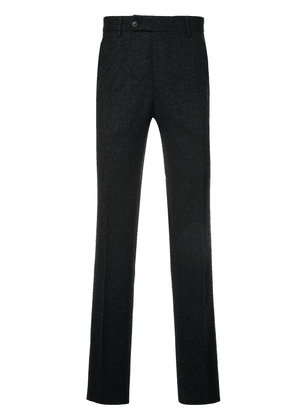 Gieves & Hawkes tailored pants - Black