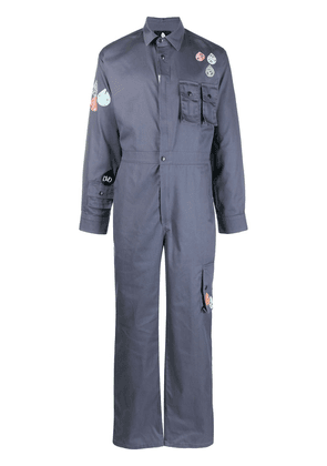 DUOltd So Fly Uniform jumpsuit - Blue