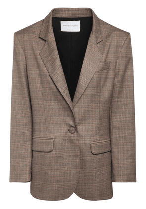 Lover Prince Of Wales Blazer Jacket