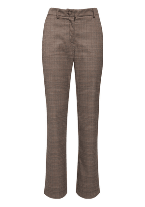 Lover Prince Of Wales Straight Pants