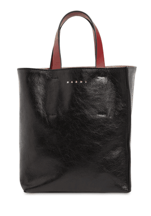 Museo Soft Smooth Leather Tote Bag