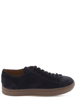 Low Suede Sneakers